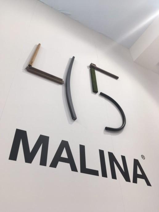 Stand Malina Salone del Mobile 2018 Henry&Co. Design