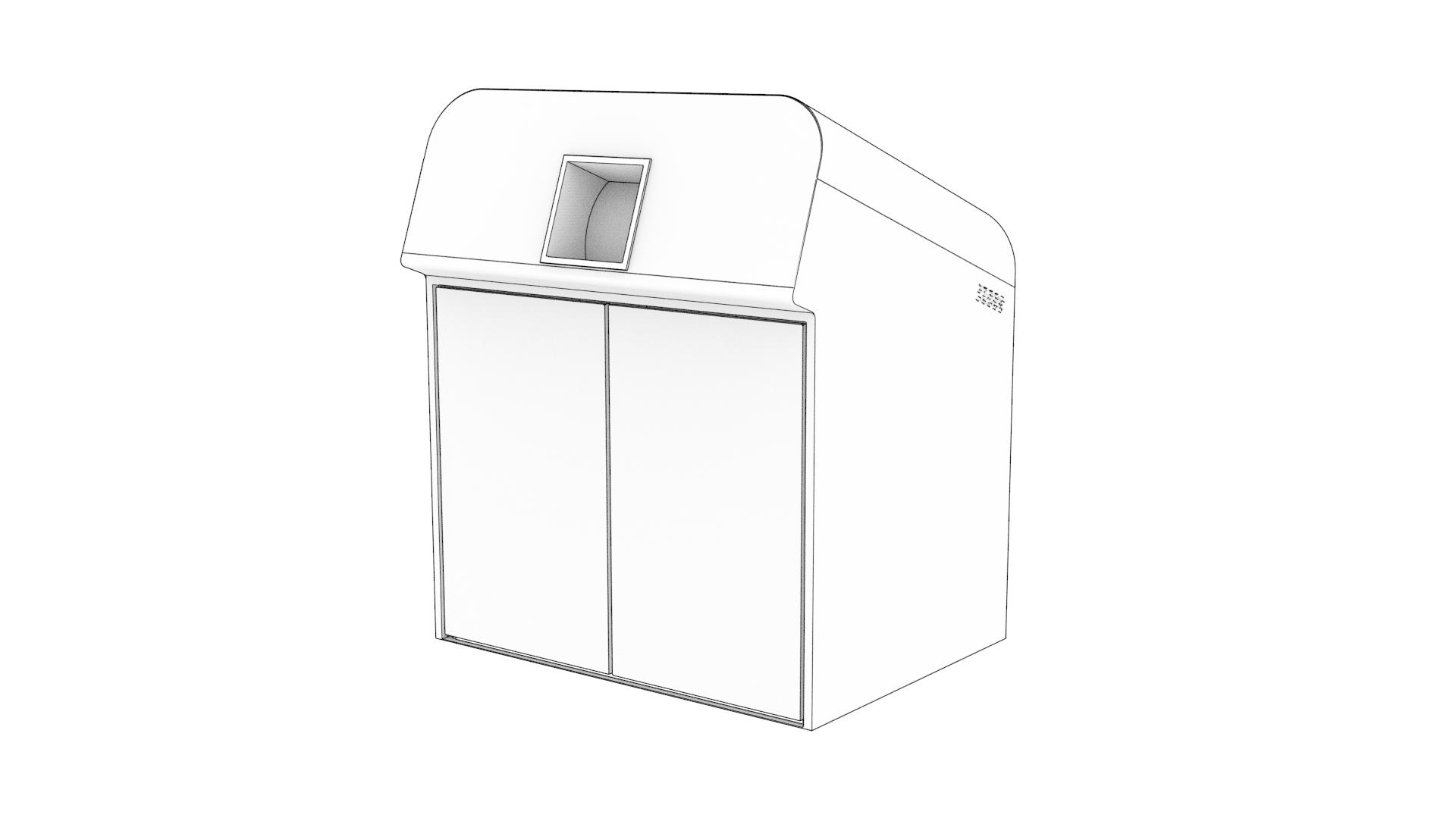 smart bin, fatersmart, riciclo pannolini, henry & co.