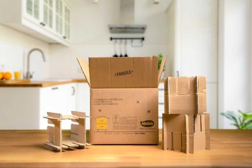 packaging sostenibile ecodesign