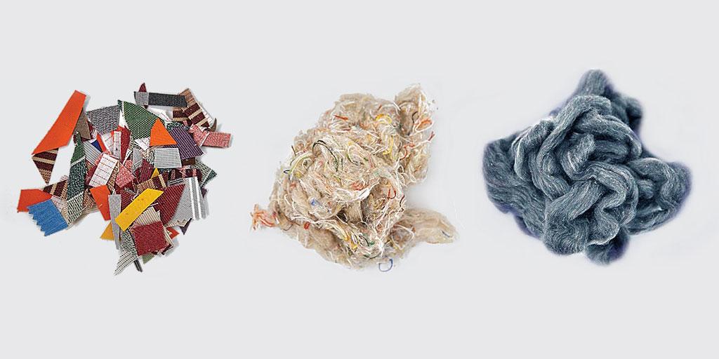 fibre tessili utilizzate da raytent